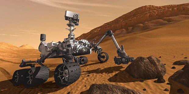 NASA stellt Arbeit mit Europäern ein