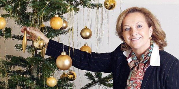 Fekter auf Urlaub: Minister sind sauer