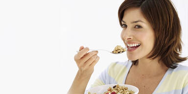So hält frühstücken schlank