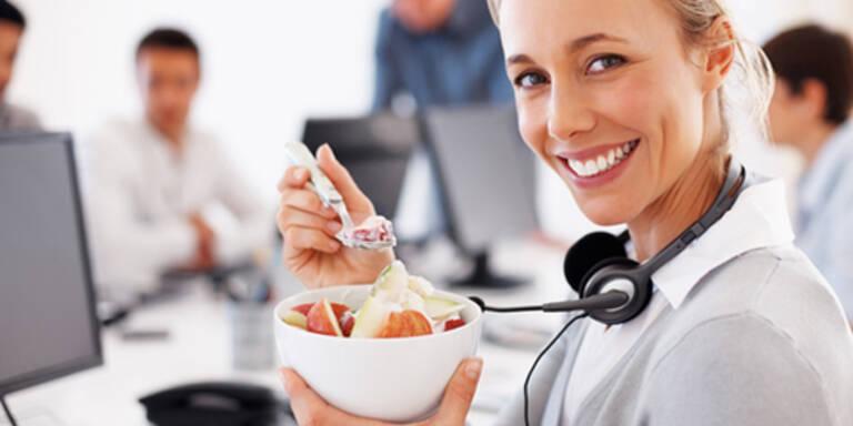 Die 10 Gebote der Büro-Diät