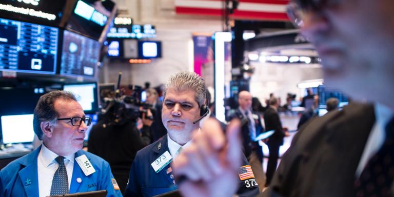 Dow-Jones-Index stürzt um 600 Punkte ab