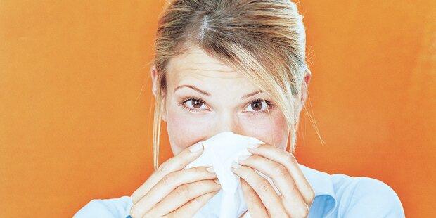 Stärkste Grippewelle aller Zeiten