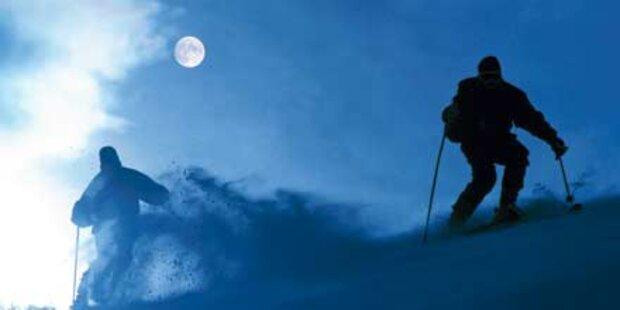 Skifahrer (50) raste in Stahlseil