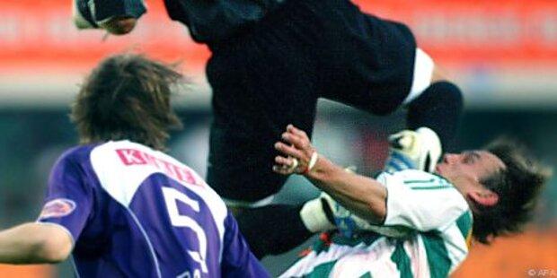 Rapid gewann im Horr-Stadion seit 1985 nur zweimal