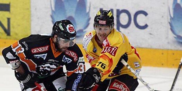 Graz zerbrach in EBEL-Play-off an Favoritenrolle