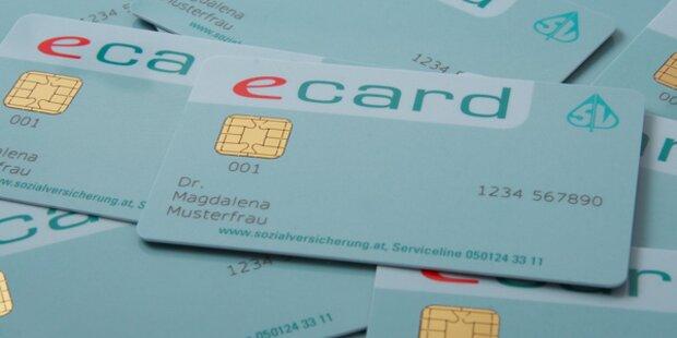 2019 kommt die E-Card mit Foto