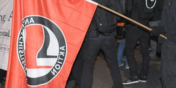 Antifa droht Identitären mit