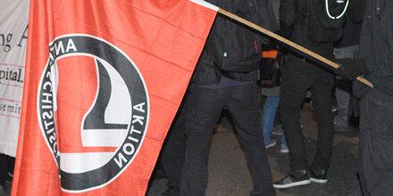 """Antifa droht Identitären mit """"Hausbesuchen"""""""