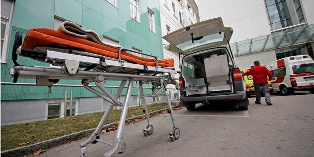 Patienten misshandelt: Vier Pfleger im Grazer LKH suspendiert