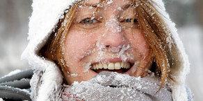 Kälteschock erschüttert die Welt
