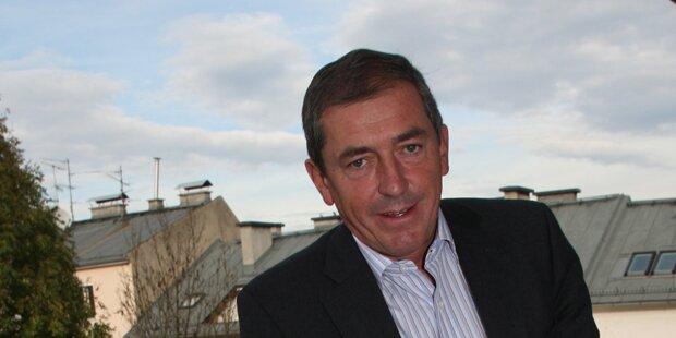 Salzburger Bürgermeister entgeht Attentat knapp
