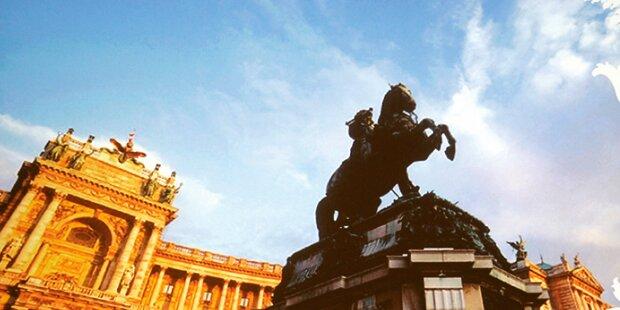 Duell um die Hofburg
