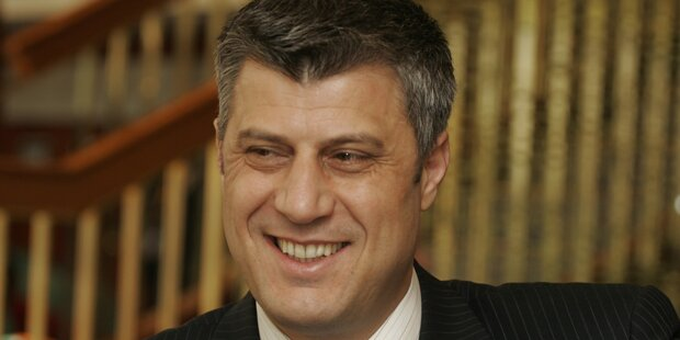 Hashim Thaci neuer kosovarischer Präsidenten