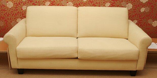 Couch-Surfing: Mann vergewaltigte Frauen