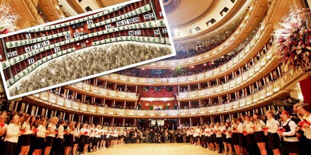 Opernball: Der geheime Logen-Plan