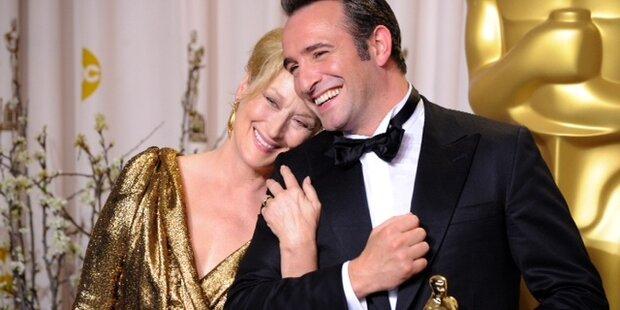 Oscar 2012: Großer Sieger ist 'The Artist'