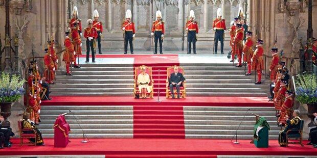 Queen feiert 60 Jahre Thron