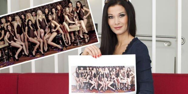 Miss-Austria-Wahl heute im Live-Stream
