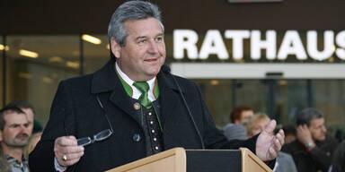 Schock: Sex-Vorwürfe gegen steirischen Bürgermeister