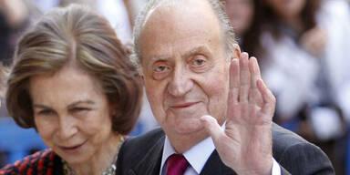 König Juan Carlos, Königin Sofia