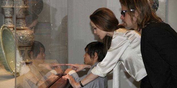 Brangelina: Jolie hasst Verlobungsring