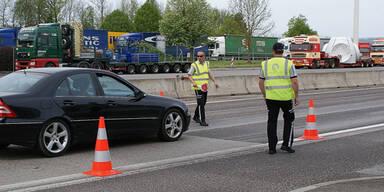 ASFINAG fing IS-Killer auf Autobahn
