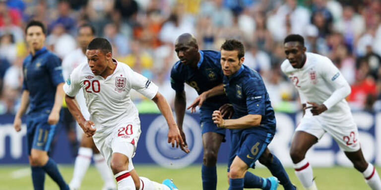 Kein Sieger bei Frankreich gegen England