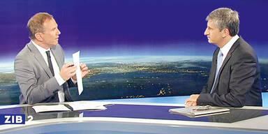 ZiB 2 Armin WOLF Michael SPINDELEGGER