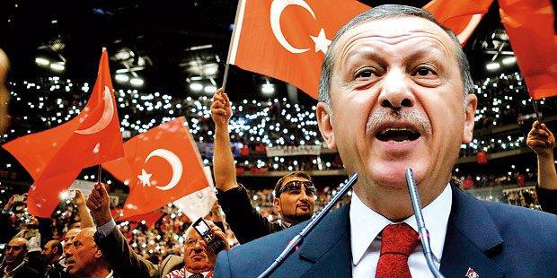 Erdogan: Angst vor Chaos in Wien