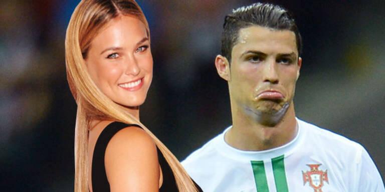 Bar Refaeli verspottet Cristiano Ronaldo