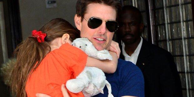 Suri nicht seine Tochter? Tom Cruise sauer!