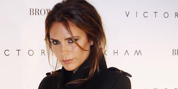 Victoria Beckham erlitt Panik-Attacke