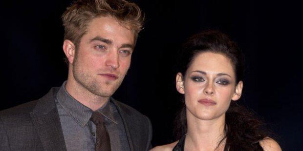 Seitensprung: Pattinson verlässt Stewart
