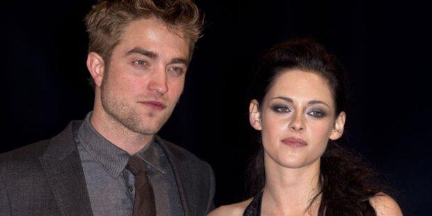 Stewart & Pattinson: War alles ein Schmäh?