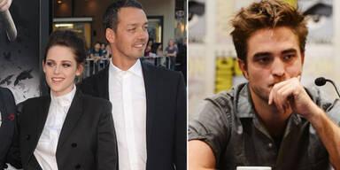 Kristen Stewart & Rupert Sanders, Robert Pattinson