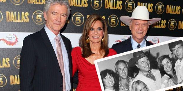 Die Dallas-Stars: Damals und heute