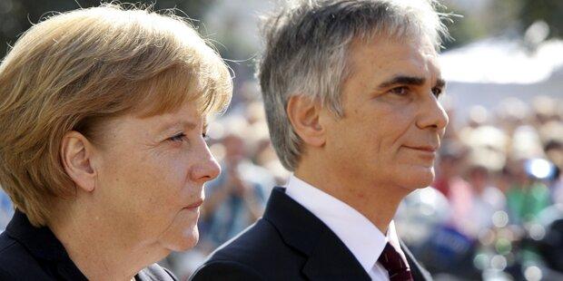Kanzler bietet Deutschland andere Obergrenze an