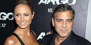 Keibler hat die Nase voll von Clooney
