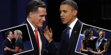 Obama vs. Romney