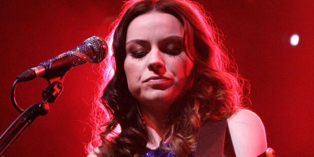 Amy feierte Wien-Comeback