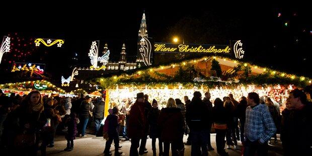 Vorwürfe der Freunderlwirtschaft am Christkindlmarkt
