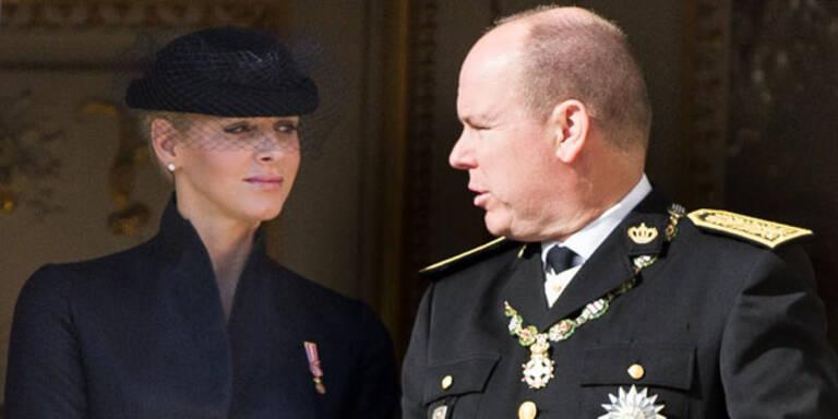 Fürstin Charlene gewaltig unter Druck
