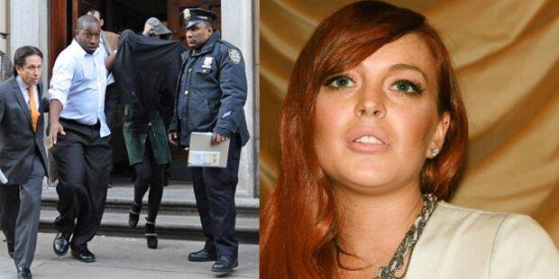 Lindsay Lohan: Alk & Koks vor Festnahme?