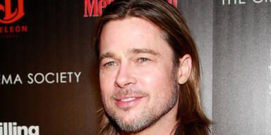Brad Pitt sehnt sich nach normalem Leben