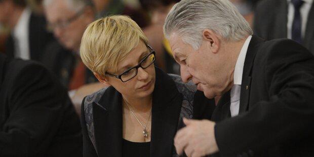 ÖVP kickt Hummer aus der Regierung