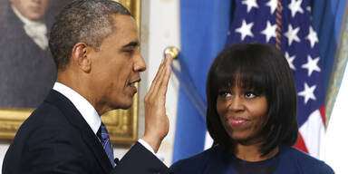Michelle eifersüchtig: Krach bei Obamas?