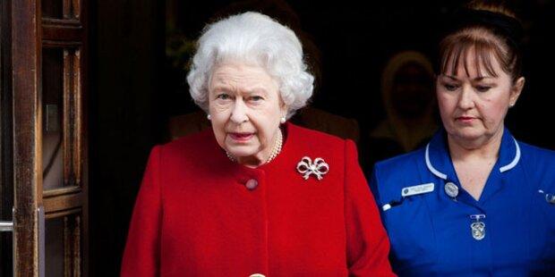 Queen-Rede zu Drittem Weltkrieg vorbereitet