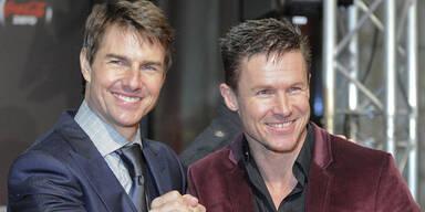 Tom Cruise & Felix Baumgartner