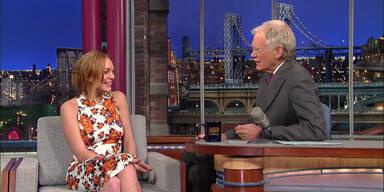 Lettermann grillt Lohan in US-Talkshow