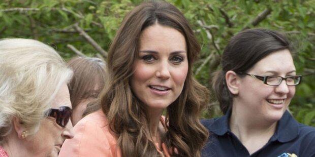 Plant Herzogin Kate eine Hypno-Geburt?
